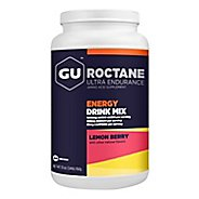 GU Roctane Energy Drink Mix 24 serving Canister Drinks
