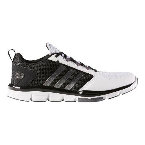 Mens adidas Speed Trainer 2 Cross Training Shoe - Black/Carbon/White 16