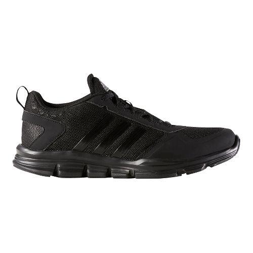 Mens adidas Speed Trainer 2 Cross Training Shoe - Black/Black 11