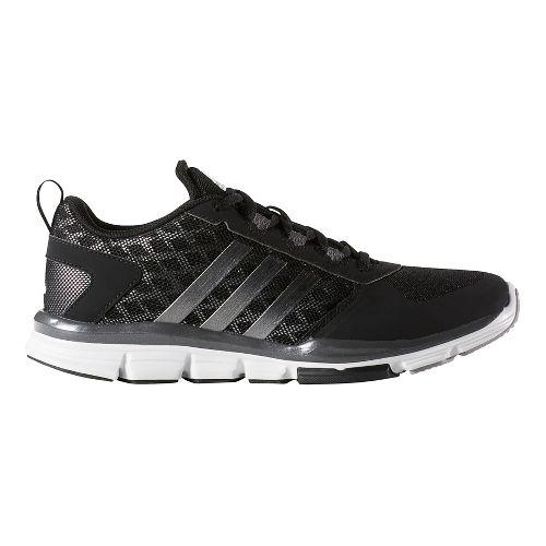 Mens adidas Speed Trainer 2 Cross Training Shoe - Black/Carbon 7