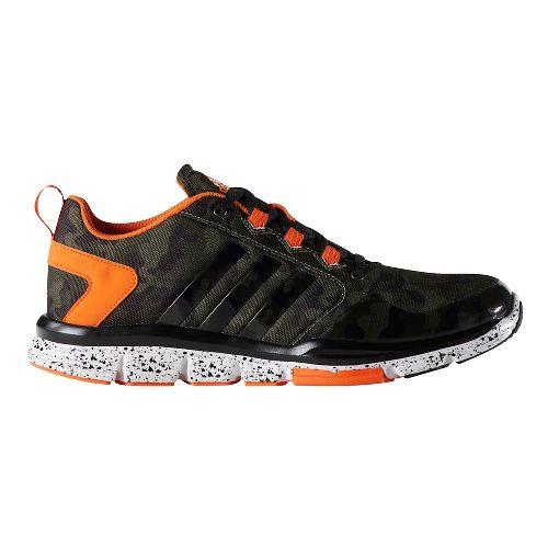 Mens adidas Speed Trainer 2 Cross Training Shoe - Base Green/Orange 10.5