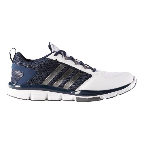 Mens adidas Speed Trainer 2 Cross Training Shoe - Navy/Carbon/White 10