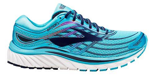 Womens Brooks Glycerin 15 Running Shoe - Capri Blue 6.5