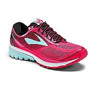 Womens Brooks Ghost 10 Running Shoe - Pink/Black 5.5
