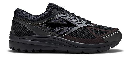 Mens Brooks Addiction 13 Running Shoe - Black 10.5