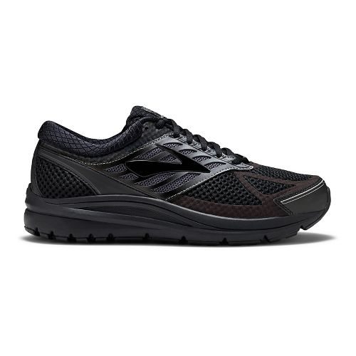 Mens Brooks Addiction 13 Running Shoe - Black 14