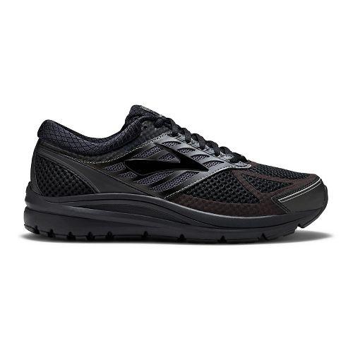 Mens Brooks Addiction 13 Running Shoe - Black 15