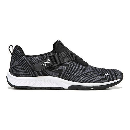 Womens Ryka Faze Cross Training Shoe - Black/Grey 10