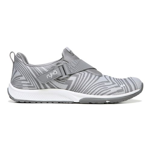 Womens Ryka Faze Cross Training Shoe - Grey/White 10