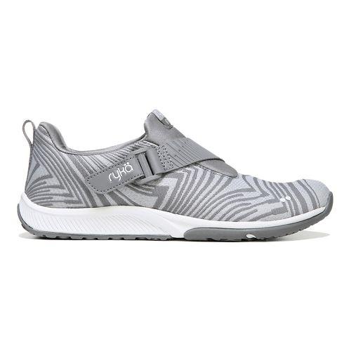 Womens Ryka Faze Cross Training Shoe - Grey/White 7.5