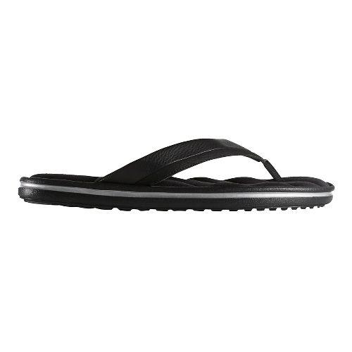 Mens adidas Zeitfrei CF+ Y Sandals Shoe - Core Black 6