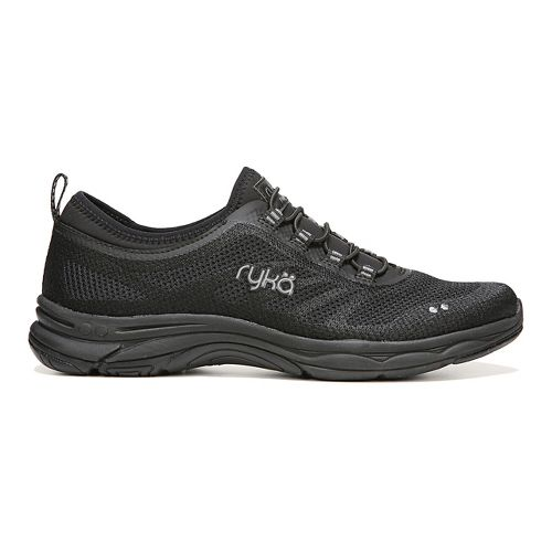 Womens Ryka Fierce Walking Shoe - Black 11