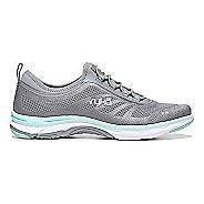 Womens Ryka Fierce Walking Shoe - Grey/Mint 8.5