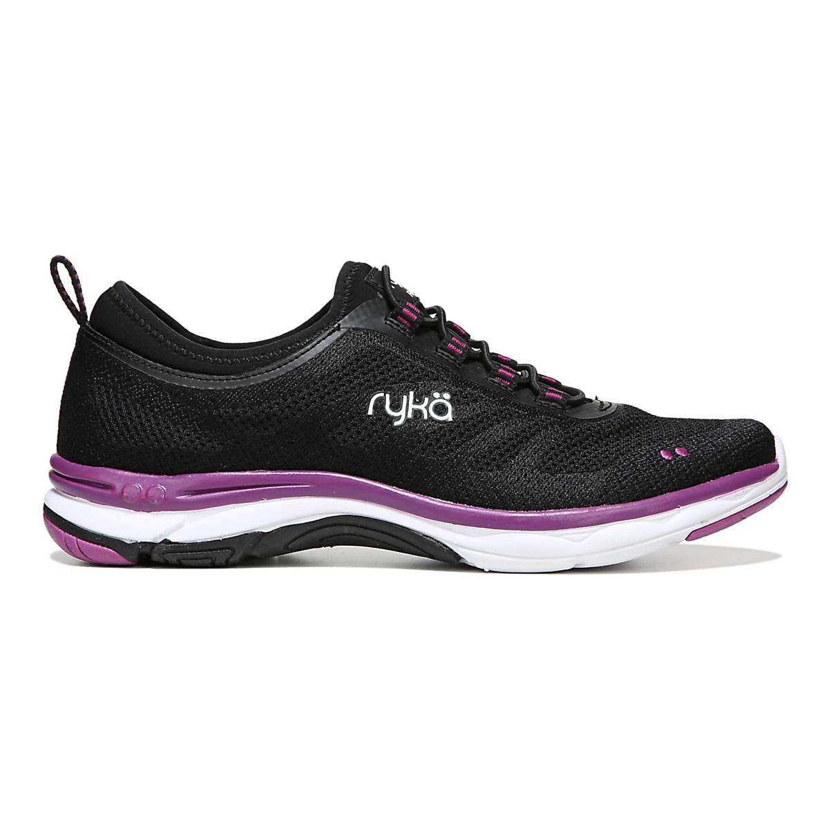 Ryka Womens Sky Bolt Walking Shoe Fabric Low Top Lace Up Walking Shoes. Sold by PairMySole. $ $ Ryka Womens Comfort Casual Walking Shoes. Sold by BHFO. $ $ Ryka Women's Infinite SMW Walking Shoe, Black/Blue, M US. Sold by ErgodE. $ $