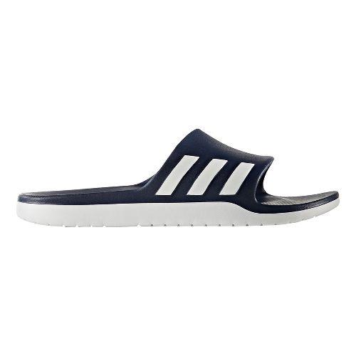 adidas Aqualette CF Sandals Shoe - Navy/White 11