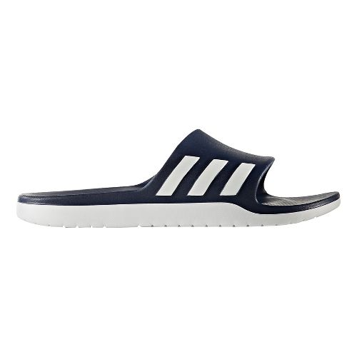 adidas Aqualette CF Sandals Shoe - Navy/White 8
