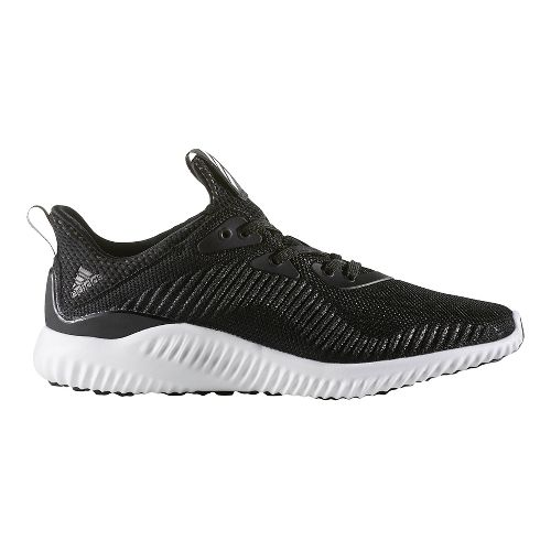 Womens adidas AlphaBounce 1 Casual Shoe - Core Black/White 9.5