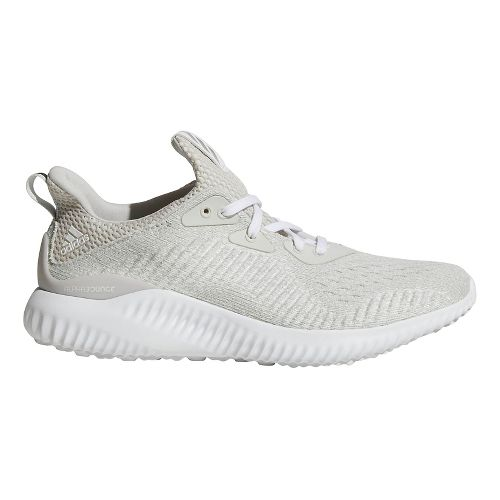Womens adidas AlphaBounce 1 Running Shoe - Grey/Silver 6.5