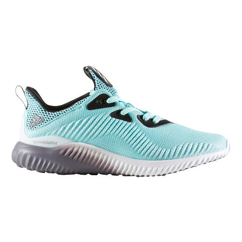 Womens adidas AlphaBounce 1 Casual Shoe - Aqua/Grey 9