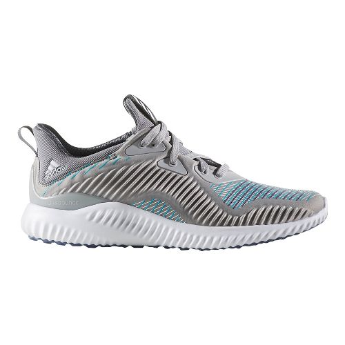 Womens adidas AlphaBounce HPC Casual Shoe - Grey/Super Purple 9
