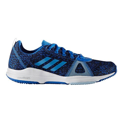 Womens adidas Arianna Couldfoam Cross Training Shoe - Blue/Easy Blue 7