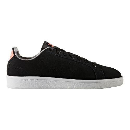 Womens adidas CloudFoam Advantage Clean Casual Shoe - Core Black 6