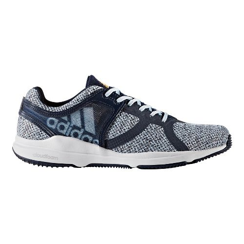 Womens adidas CrazyTrain CF Cross Training Shoe - Navy/Blue 7.5