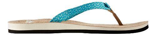 Womens adidas Eezay Parley Sandals Shoe - Core/Green 9