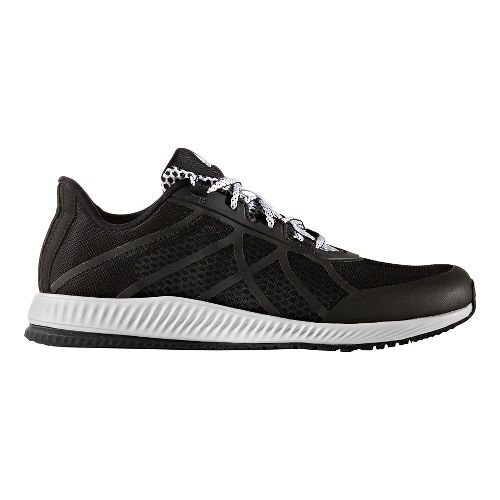 Womens adidas Gymbreaker Bounce Cross Training Shoe - Black/White 8