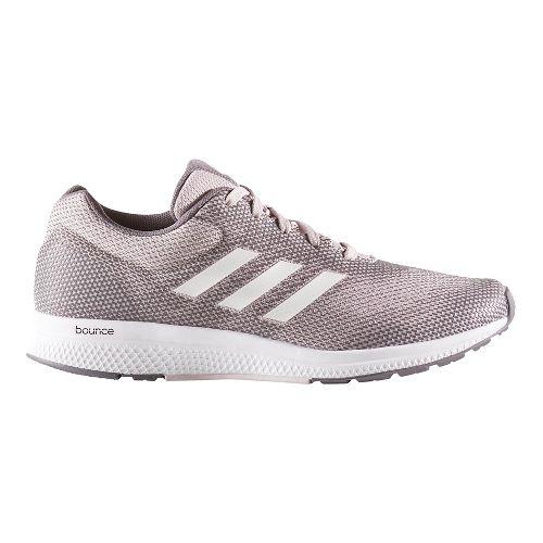 Womens adidas Mana Bounce 2 Aramis Running Shoe - Ice Purple/White 10