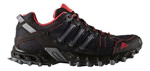 Womens adidas Rockadia Trail Running Shoe - Grey/Black 10