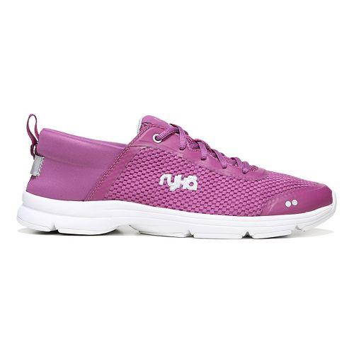 Womens Ryka Joyful Casual Shoe - Pink/Purple 7.5
