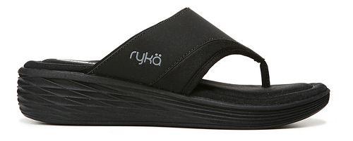 Womens Ryka Natalia Sandals Shoe - Black 7.5