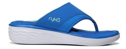 Womens Ryka Natalia Sandals Shoe - Blue/Mint 8