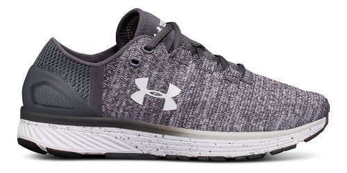 Womens Under Armour Charged Bandit 3 Running Shoe - Glacier Grey/Grey 9.5