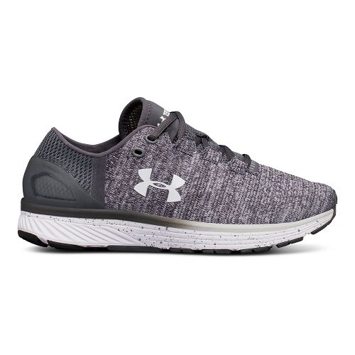 Womens Under Armour Charged Bandit 3 Running Shoe - Glacier Grey/Grey 7