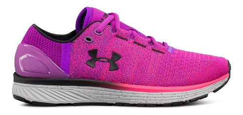 Womens Under Armour Charged Bandit 3 Running Shoe - Purple/Pink 6.5
