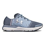 Womens Under Armour Speedform Gemini 3 GR Running Shoe - Solder/Gravel 8
