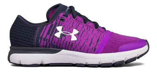 Womens Under Armour Speedform Gemini 3 GR Running Shoe - Bayou Blue 10.5