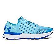 Womens Under Armour Speedform Europa Running Shoe - Venetain Blue 7