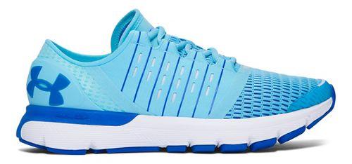 Womens Under Armour Speedform Europa Running Shoe - Venetain Blue 7.5