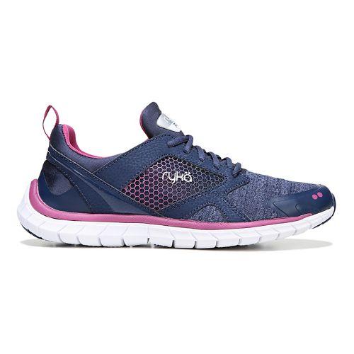 Womens Ryka Pria Running Shoe - Blue/Purple 10