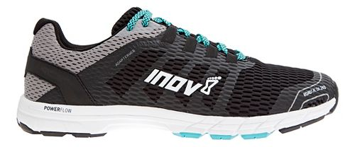 Mens Inov-8 Roadtalon 240 Running Shoe - Black/Grey 12