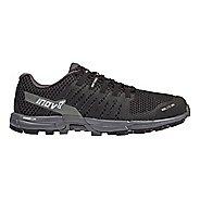 Mens Inov-8 Roclite 290 Trail Running Shoe - Black/Grey 10