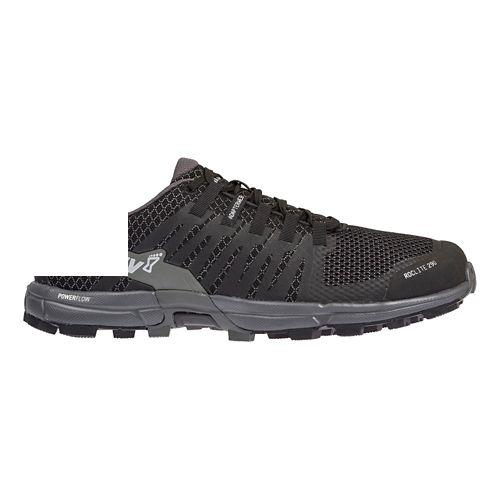 Mens Inov-8 Roclite 290 Trail Running Shoe - Black/Grey 9