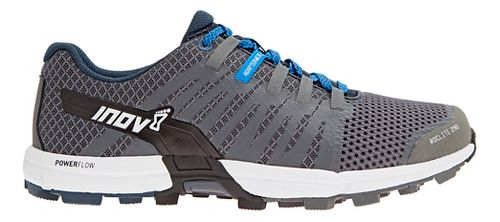 Mens Inov-8 Roclite 290 Trail Running Shoe - Dark Grey/White 12