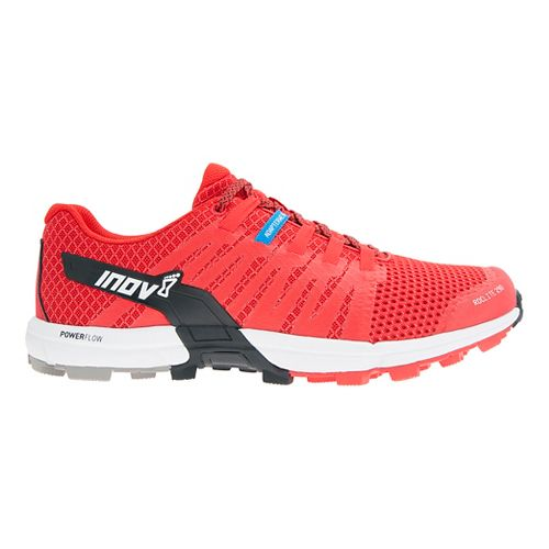 Mens Inov-8 Roclite 290 Trail Running Shoe - Red/White 8