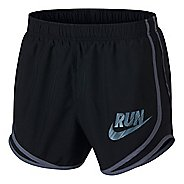 Womens Nike Dry Tempo GX Unlined Shorts - Black L