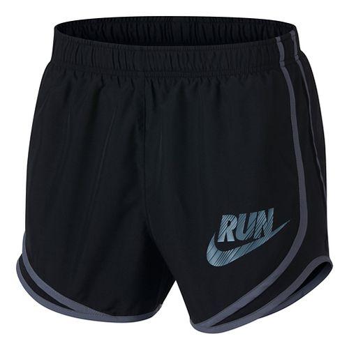 Womens Nike Dry Tempo GX Unlined Shorts - Black M