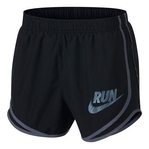 Womens Nike Dry Tempo GX Unlined Shorts - Black L